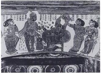 Royal Patron –Bhaskara Setupathi, the Raja of Ramanathapuram